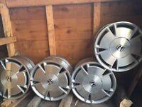 4 Mags Honda Civic (roues,jantes) OEM 15 pouces