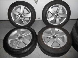 Jantes VW et pneus 16po.