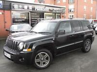 2009 (58) JEEP PATRIOT 2.0 LIMITED CRD 5DR Manual