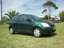 2003 Toyota Echo NCP10R NCP10R 5 Speed Manual Hatchback Alberton Port Adelaide Area Preview