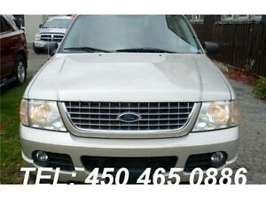 Ford Explorer 4dr 4.6L Limited 4WD 2005