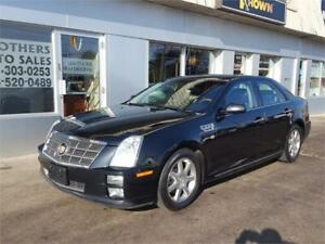 2011 CADILLAC STS 4 | AWD | LEATHER | LOADED | PUSH START