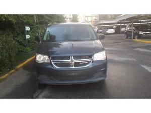2011 DODGE GRAND CARAVAN STOW N GO (CHEAP PAYMENTS!) $99 Edmonton Edmonton Area image 4