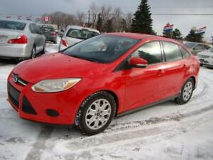 2013 FORD FOCUS - AUTO * BLUE TOOTH * CERTIFY