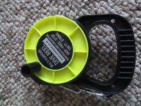 BRAND NEW safety diving reel best insurance for CAVE/Tech./Spearfishing /Buddy diving or treasures.