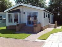 Residential park home 2 bed 2 bathroom open weekend