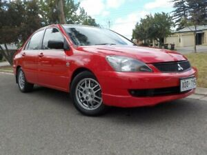 2007 Mitsubishi Lancer CH MY07 ES 4 Speed Sports Automatic Sedan Broadview Port Adelaide Area Preview