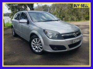 2006 Holden Astra AH MY06.5 CDTi Silver 6 Speed Sports Automatic Hatchback Lansvale Liverpool Area Preview