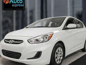2017 Hyundai Accent An Accent!? and Heated seats!? Yes please