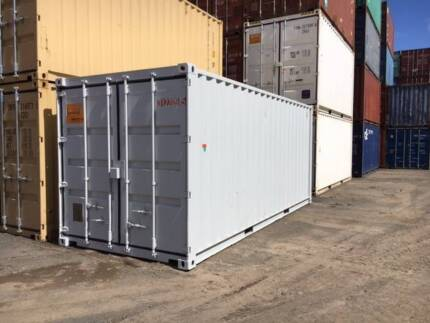 Cargo Worth Storage Containers 2600 GST ex Sydney Miscellaneous