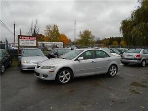 2006 Mazda 6 GS-1 OWNER-DEALER SERVICED-94,980 KM-EXTRA CLEAN!