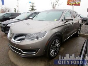 2016 Lincoln MKX AWD 4dr Reserve