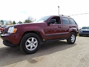 2008 Jeep GRAND CHEROKEE Laredo For Sale Edmonton