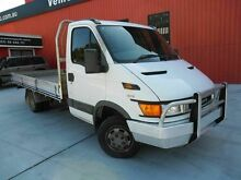 2004 Iveco Daily 40C13 White Cab Chassis 2.8l RWD Molendinar Gold Coast City Preview