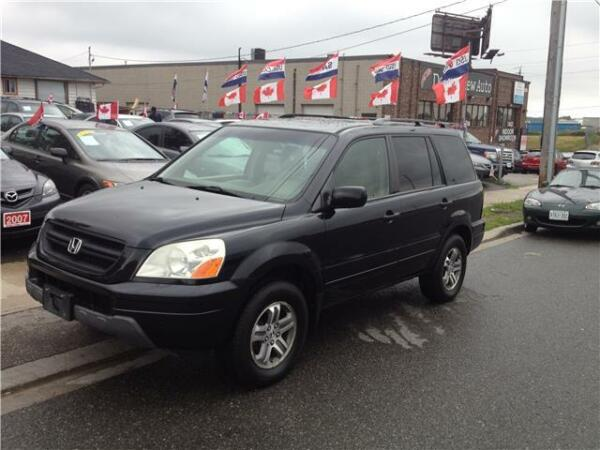 2005 Honda Pilot EX-L (Certified & E-Tested)
