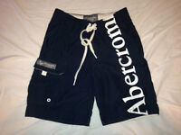 Used Abercrombie&Fitch Swimming Trunks for Men Small