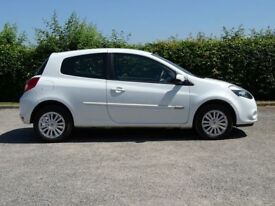 RENAULT CLIO 1.1 EXPRESSION PLUS 16V 3d (white) 2012