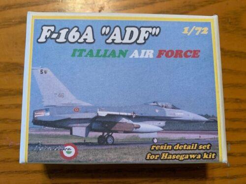 Alitaliane 1/72 F-16A ADF conversion for Hasegawa