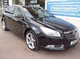 Vauxhall Insignia 2.0CDTi 16v ( 160ps ) ( Nav ) 2011 SRi VX-Line Full S/H