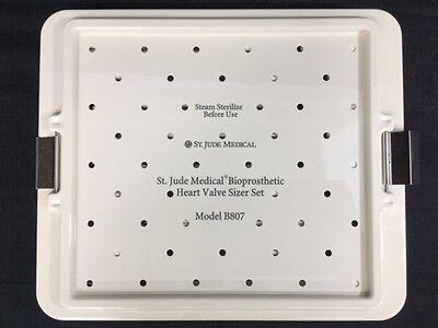 St. Jude Medical Bioprosthetic Heart Valve Sizer B807 Complete Kit