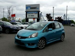 2012 Honda Fit SPORT ONLY $19 DOWN $61/WKLY!!