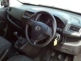 Vauxhall Combo 2000 1.3 Cdti 16V H1 Sportive Van DIESEL MANUAL SILVER (2014)