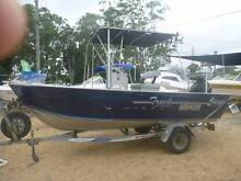 aluminium center console boat + WARRANTY + Finance + Trade In? Tuggerah Wyong Area Preview