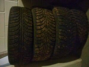 "18"" Winter Tires"