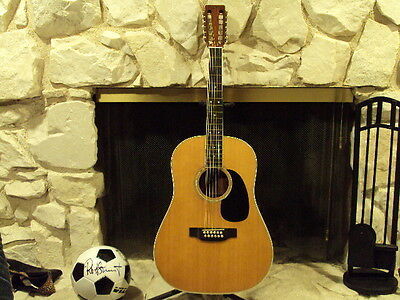 Vintage 1967, Martin D-12-35 Acoustic 12 String Guitar, Brazilian Rosewood,