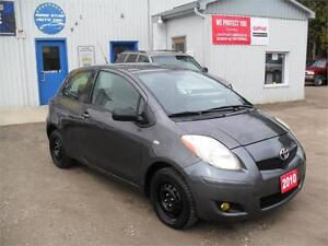 2010 Toyota Yaris CE|MUST SEE| ONLY 96 KM| NEWER TIRES| LOW KM