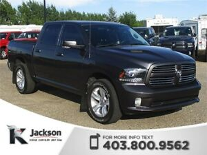 "2016 Ram 1500 Sport - Bluetooth, 8.4"" Touchscreen"