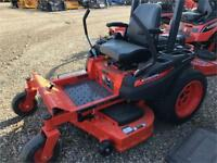 Kubota Zero-Turn Gas Mowers (Z100, Z400, Z700 Series) Brandon Brandon Area Preview