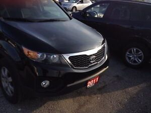2011 Kia Sorento LX SUV, Crossover Very Clean