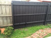 Do you Want fence/shed-or decking painted-look no further/clean tidy job /good rates