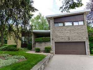 Luxurious 4 bedroom house in North York (Dufferin/Finch)