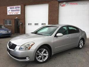 Belle Nissan Maxima 2006,A/C,grpe electri,mag,toit pano,propre