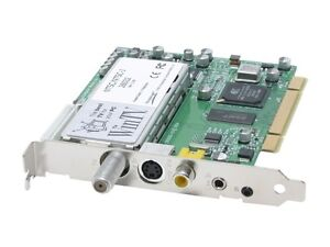 WinTV-PVR-150 NTSC PCI Card with remote control