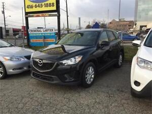 2014 MAZDA CX5- LOW KM GX
