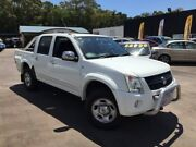 2006 Holden Rodeo RA MY06 LT Crew Cab 4x2 White 4 Speed Automatic Utility Caloundra West Caloundra Area Preview