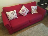 Excellent double sofa bed for sale