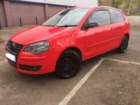 Immaculate Volkswagen Polo 1.2 E 3dr ( not Golf ) Low Mileage *** Great Car *** Service History ***