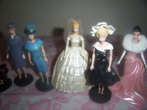 Barbie Figurines Collectibles Kingston Kingston Area image 2