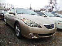 2004 TOYOTA SOLARA SLE COUPE**AUTO**LEATHER**LIKE NEW!