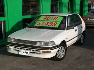 1992 Toyota Corolla AE90 CS Automatic Nailsworth Prospect Area Preview