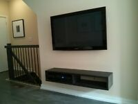 TV WALL MOUNT INSTALLATION $70 CALL 780 235 4233