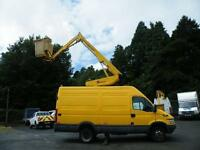 Iveco Cherry Picker 50C14