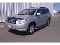 2008 Toyota Highlander SR5 4wd, power driver's seat, lots more!