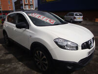 """13 NISSAN QASHQAI SPECIAL EDITION 360 1.6dCi ( 130ps ) LOADED """"£30 ROAD TAX """""""""""