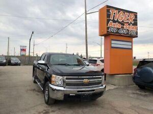 2013 Chevrolet Silverado 1500 LS Cheyenne Edition**LEATHER**CREW