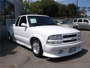 1999 CHEVROLET S-10 LS w/YC3 ** ONLY 112000 KMS ** ONE OWNER **